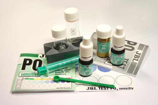 JBL PO4 test na fosforečnany