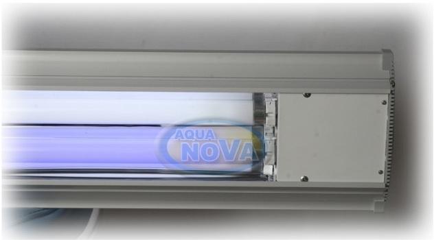 AQUA NOVA osvětlení T8 2x15W 70 cm