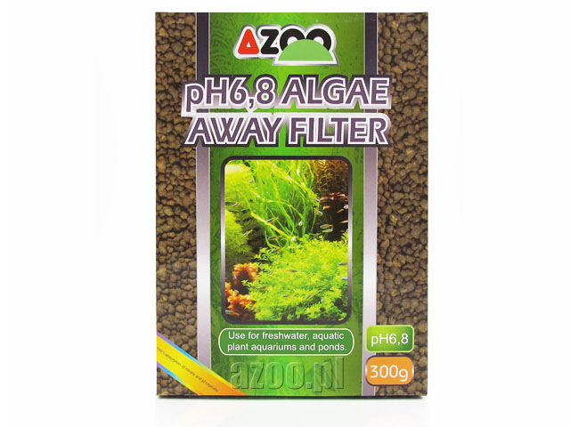 Azoo pH 6,8 Algae Away filtrační médium 300g