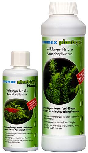 Aquamax Plantego hnojivo bezpečné krevetkám 100 ml