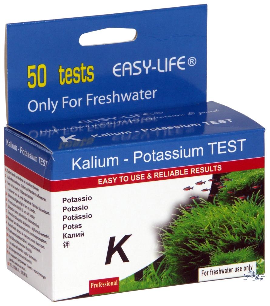 Easy Life K test draslík