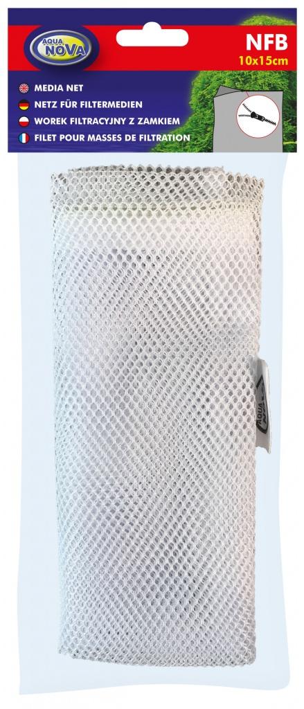 Aqua Nova filtrační síťka 10x15 cm