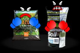 ADA Aqua soil Amazonia vs Platinum soil