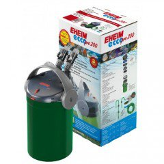 EHEIM Ecco Pro 2034 200 L + předfiltr (+ Seachem de*NItrate ZDARMA)
