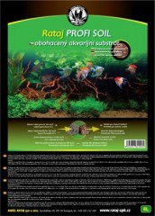 Rataj Profi soil 1-2mm 2 litry