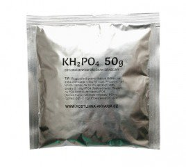 FOSFO PLUS - dihyd. fosforečnan draselný (KH2PO4) - 50g