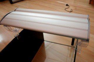 4AQUA Osvětlení akvária 42cm 2x8W T5