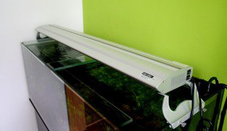 4AQUA Osvětlení akvária 120cm 3x54W T5