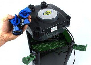 Ventil pro NCF-1000/1200/1500 (nový typ – modrý ventil 1ks)