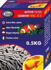 AQUA NOVA aktivní uhlí 1 kg vč. sáčku