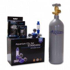 Aquario CO2 set 2l bez nočního vypínání+ZDARMA drop-checker a difuzor