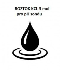 Roztok KCL pro pH sondu 100 ml