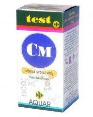 Aquar test CM (celková tvrdost)