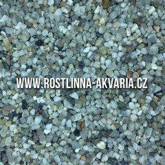 Akvarijní křemičitý písek 1-3 mm 3 kg