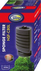 Aqua Nova biofiltr rohový C80L