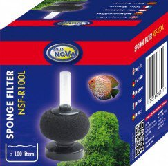 Aqua Nova biofiltr kulatý R100L