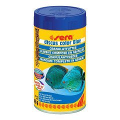 Sera Discus color blau 250ml