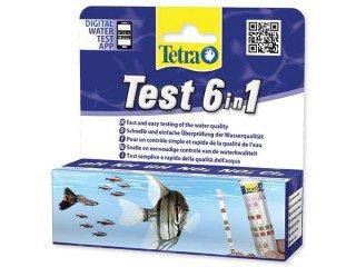 Tetra test 6v1 (25ks)