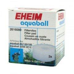 Eheim filtrační vata pro Aquaball/Biopower 3ks