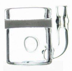 UP Aqua Skleněný difuzér hrnec 20mm