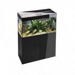 AquaEl Glossy akvarijní skříňka 80 černá