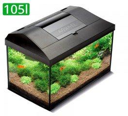 AquaEl Leddy 80 akvarijní set 105 l černý