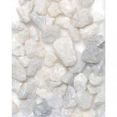 Akvarijní písek bílý hrubý 7-16 mm 3 kg