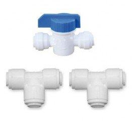 Vontron oplachovací ventil včetně spojek