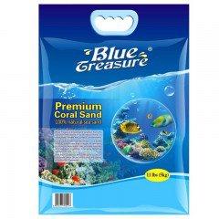 Blue Treasure korálový písek 5kg 0,5-1 mm
