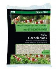 Dennerle písek Sundská bílá 2kg pro nano akvária