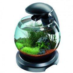 Tetra Cascade Glode LED akvarijní set 6,8 l černý