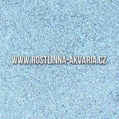 Akvarijní písek bílý 0,8-1,2mm 3kg