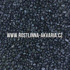 Akvarijní písek černý 2-4 mm 25kg