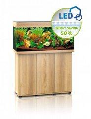 Juwel Rio 180 LED akvarijní set dub