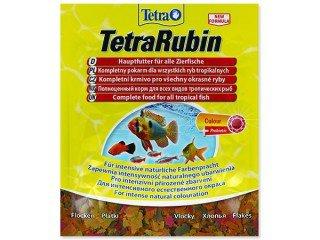 Tetra Rubin vločky sáček 12g