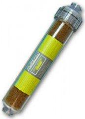 Inline DI filtr pro dočištění vody znovuplnitelný