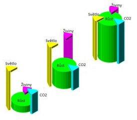 Rozdíly mezi metodami Estimative index a PMDD