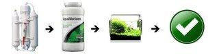 Je pro akvarijní rostliny důležitá celková tvrdost vody?