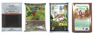 Výběr substrátu pro rostlinná akvária