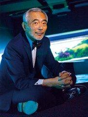 Takashi Amano mluví o úspěchu