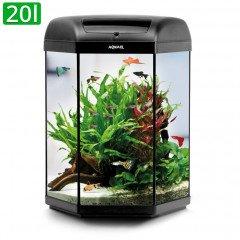 AquaEl Hexa akvarijní set 20 l