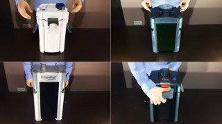 Video recenze vnějších akvarijních filtrů - jaký filtr do akvária?