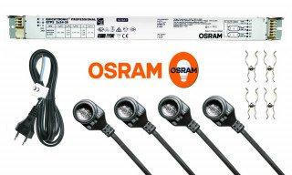 Přídavná sada OSRAM osvětlení do setového krytu 2x54W