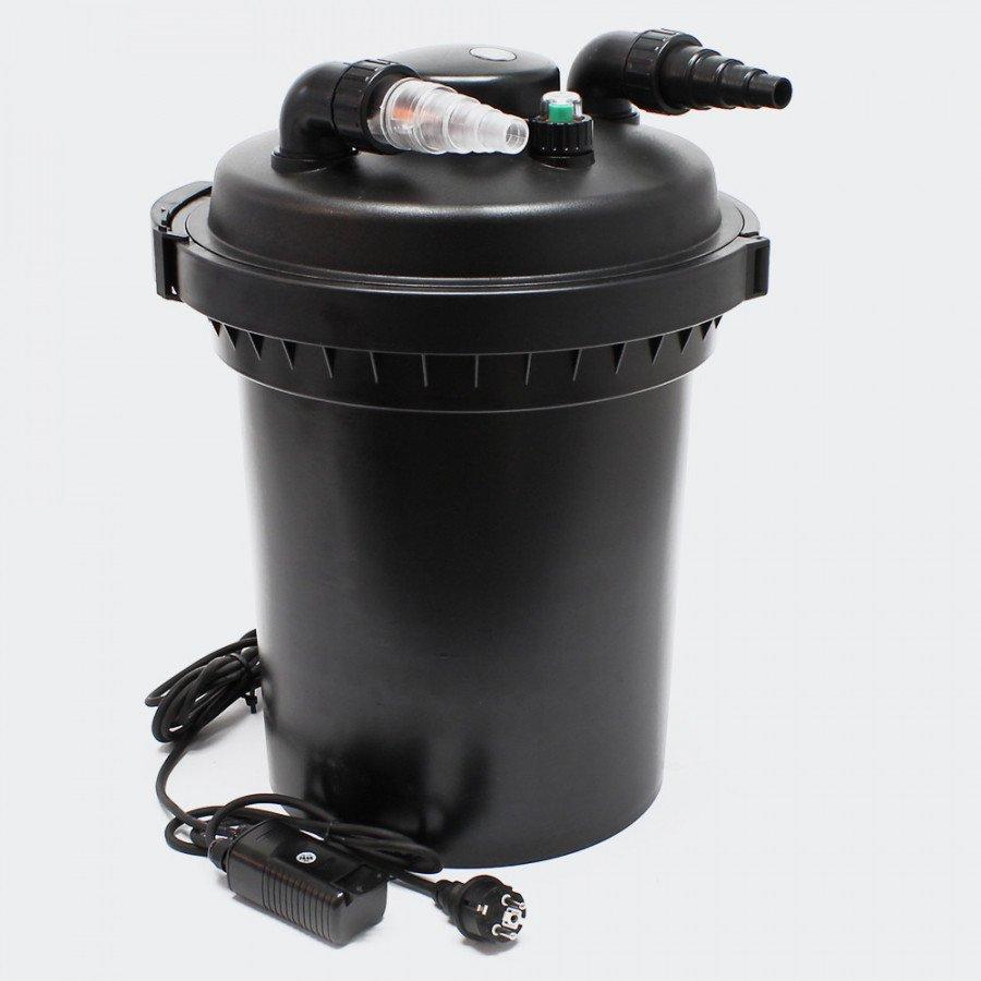 INVITAL tlakový filtr 500 jezírkový s UV
