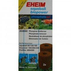 Eheim odstraňovač fosfátu Phosphate Out pro Aquaball a Biopower 2 ks