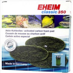 Eheim aktivní uhlí pro Classic 350 (2215) 3 ks