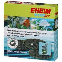 Eheim ECCO aktivní uhlí 3 ks
