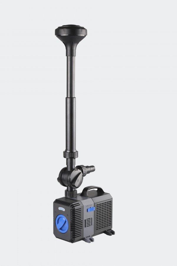 INVITAL Fontánové čerpadlo ECO P-2800 3000 l/h 2m regulovatelné