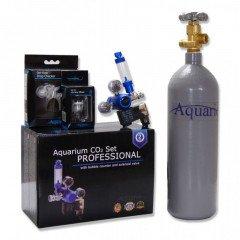 Aquario CO2 set 5l s nočním vypínáním+ZDARMA drop-checker a difuzor