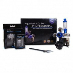 Aquario CO2 set s nočním vypínáním+ZDARMA drop-checker a difuzor
